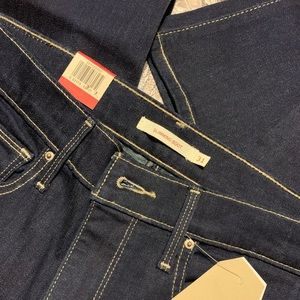 Levi's slimming bootcut jeans (woman's)